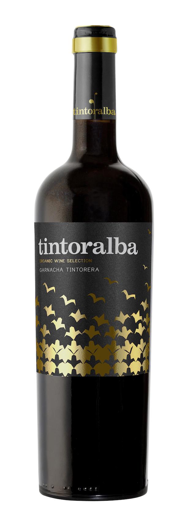 TINTORALBA ORGANIC SELECTION 2016 · Garnacha Tintorera