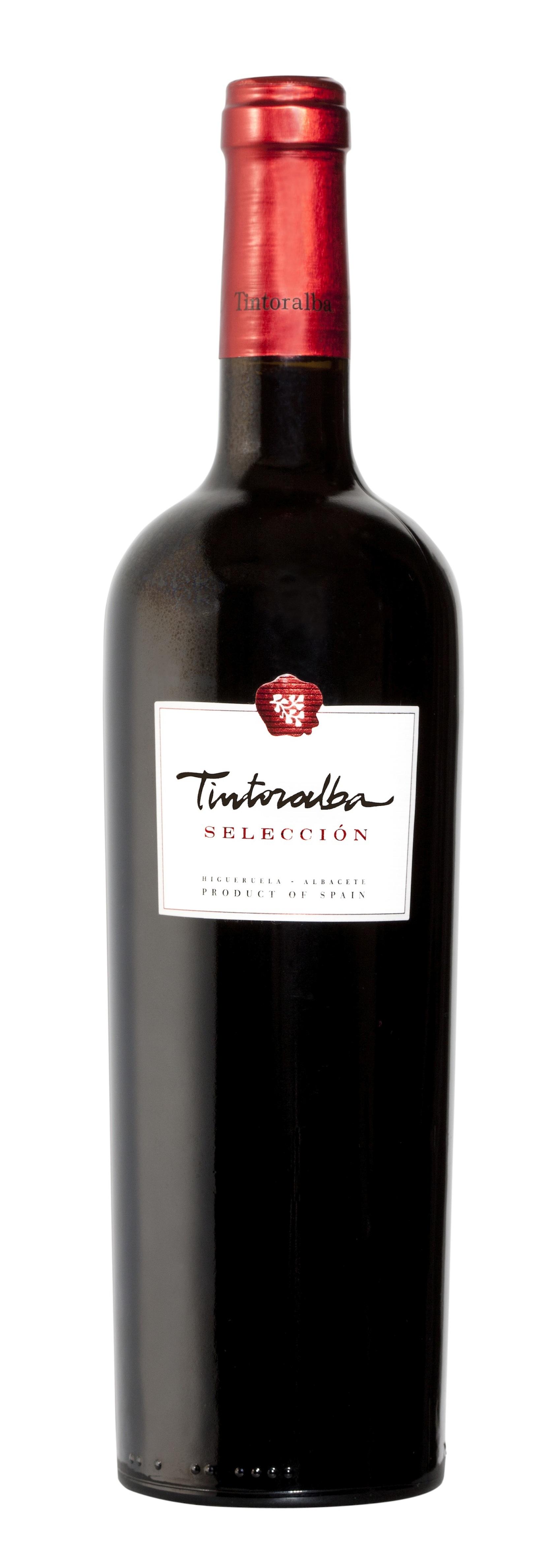TINTORALBA TC SELECCION 2015 · Garnacha Tintorera & Syrah